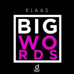 Big Words (Single)
