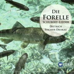 Die Forelle: Die schönsten Schubert-Lieder - Dietrich Fischer-Dieskau