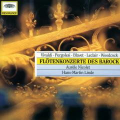 Pergolesi / Vivaldi / Woodcock / Blavet / Leclair: Flute Concertos - Burghard Schaeffer, Hans-Martin Linde, Aurèle Nicolet