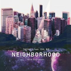 Today's THERAY no. 4 - neighborhood - The Ray, YDG, Hermon