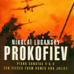 Prokofiev : Piano Sonata No.4 - Nikolai Lugansky