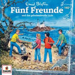 140/und das geheimnisvolle Licht - Fünf Freunde