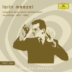 Schubert: Symphonies No.2 - No.8 - Berliner Philharmoniker, Lorin Maazel