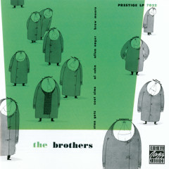 The Brothers - Stan Getz, Zoot Sims, Al Cohn, Allen Eager, Brew Moore