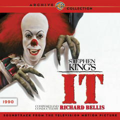 Stephen King's IT (Soundtrack from the Television Motion Picture) - Richard Bellis