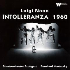 Nono: Intolleranza 1960 - David Rampy, Urszula Koszut, Staatsorchester Stuttgart, Bernhard Kontarsky