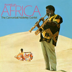 Accent On Africa - Cannonball Adderley Quintet