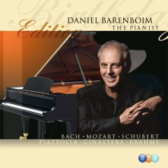 Daniel Barenboim - The Pianist [65th Birthday Box] - Best Of - Daniel Barenboim