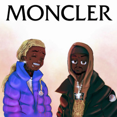 Moncler (feat. Young Thug) - T-Shyne, Young Thug