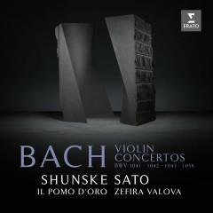 Bach: Violin Concertos - Shunske Sato