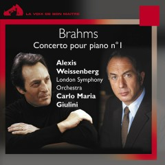 Brahms Cto Piano 1 Giulini - Alexis Weissenberg