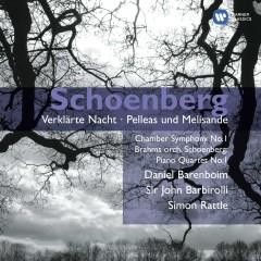 Schönberg: Verklärte Nacht, Pelleas Und Melisande etc - Daniel Barenboim