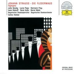 Johann Strauss: Die Fledermaus (Highlights) - Bayerisches Staatsopernorchester, Carlos Kleiber