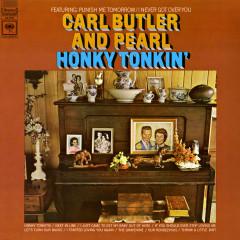Honky Tonkin' - Carl & Pearl Butler