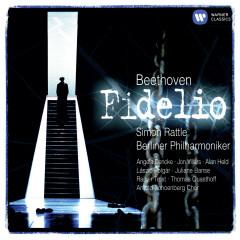 Beethoven: Fidelio - Sir Simon Rattle, Angela Denoke, Jon Villars