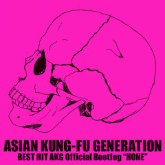 Best Hit AKG Official Bootleg ''HONE'' - ASIAN KUNG-FU GENERATION