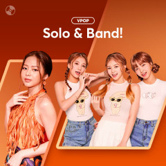Solo & Band! - Various Artists
