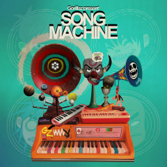 Song Machine, Season One: Strange Timez (Deluxe) - Gorillaz