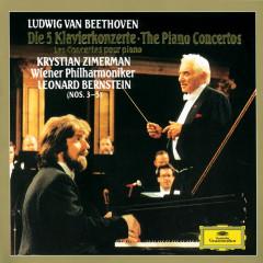 Beethoven: Concertos for Piano and Orchestra - Wiener Philharmoniker, Leonard Bernstein