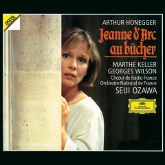 Honegger: Jeanne d'Arc au Bucher - Orchestre National de France, Marie-Claude Vallin