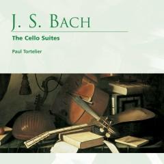 Bach: Suites for Solo Cello - Paul Tortelier