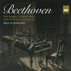 Beethoven: The Diabelli Variations; Piano Sonata No.24 in F sharp, Op.78 - Nikolai Demidenko
