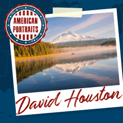 American Portraits: David Houston - David Houston