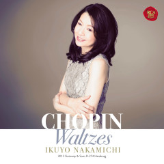 Chopin: Waltzes - Ikuyo Nakamichi