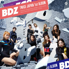 BDZ [JAPANESE] (Single) - TWICE