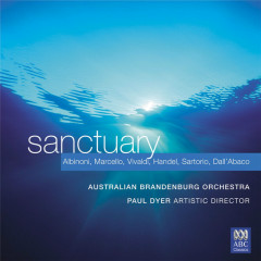 Sanctuary - Australian Brandenburg Orchestra, Paul Dyer