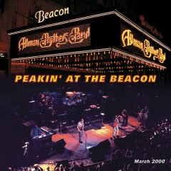 Peakin' at the Beacon - The Allman Brothers Band