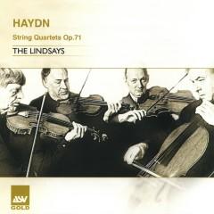 Haydn: String Quartets Op.71 - The Lindsays