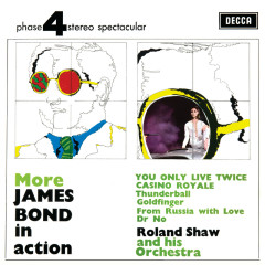 More James Bond In Action - Roland Shaw & His Orchestra