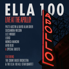Ella 100: Live at the Apollo! - Various Artists