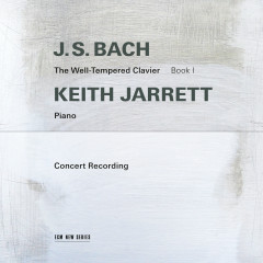J.S. Bach: The Well-Tempered Clavier, Book I (Live in Troy, NY / 1987) - Keith Jarrett