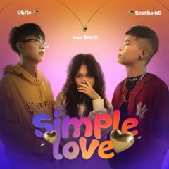 Simple Love (Single) - Obito, Seachains