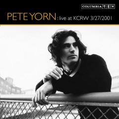 Live at KCRW 3/27/2001 - Pete Yorn