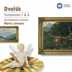 Dvorák: Symphony Nos 7 & 8 - Mariss Jansons, Oslo Philharmonic Orchestra