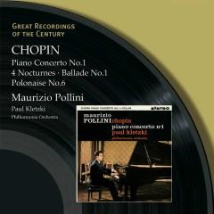 Chopin: Piano Concerto No.1 - 4 Nocturnes - Ballade No.1 - Polonaise No.6 - Maurizio Pollini