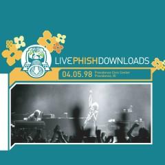 LivePhish 04/05/98 - Phish