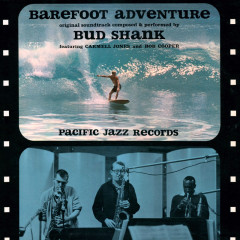 Barefoot Adventure - Bud Shank