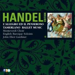 Handel Edition Volume 3 - John Eliot Gardiner
