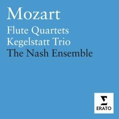 Mozart - Flute Quartets/Chamber Music - Nash Ensemble