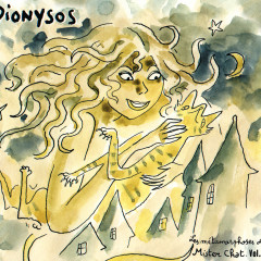 Les métamorphoses de Mister Chat, vol. 1 – Dionysos - Dionysos