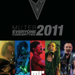Everyone Concert 2 - People Sing For People 2011 - Mr.