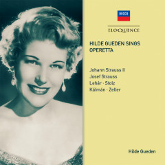 Hilde Gueden Sings Operetta - Hilde Gueden, Wiener Staatsopernchor, Wiener Staatsopernorchester, Max Schönherr, Kingsway Symphony Orchestra