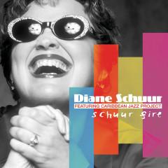 Schuur Fire - Diane Schuur, Caribbean Jazz Project