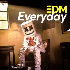 Everyday EDM - The Chainsmokers, Martin Garrix, Alan Walker, Marshmello