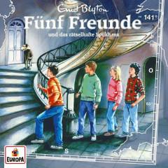 141/und das rätselhafte Spukhaus - Fünf Freunde