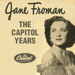 The Capitol Years - Jane Froman